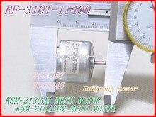 CD MECHANISM KSM-213CCM / KSM-2101ABM SUB Motor RF-310T-11400 DV5.9V RF 310T 11400 FOR KSS-213C KSS-210A KCP-1H SUB MOTOR