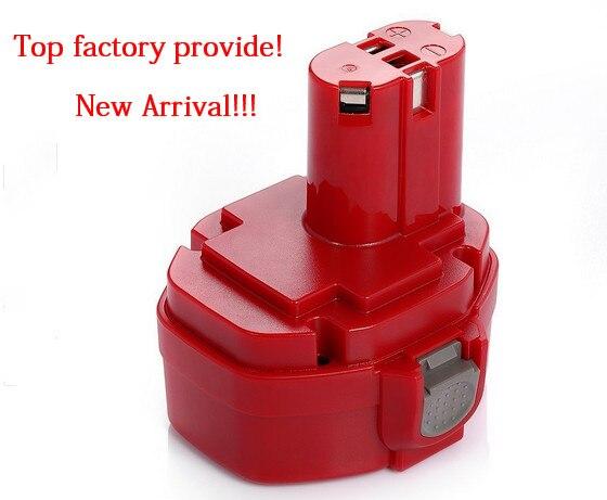 2000mAh 14.4V NI-MH Battery For Makita 1420 1422 192600-1 193985-8 194172-2 PA14 Free Shipping