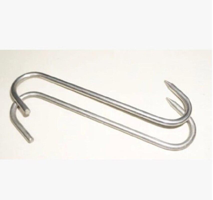 2 шт./компл. кухонные крючки для мяса из нержавеющей стали|hook activities|hook gamehook jewellery |