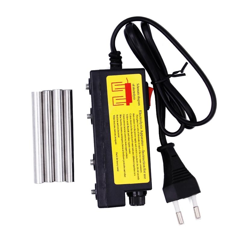 Test délectrolyseur deau de TDS de prise deur/électrolyse des outils de leau 110 V-250 V 20% outre