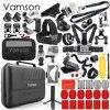 Vamson – accessoires pour Gopro pour Xiaomi Yi 4K Lite pour Gopro Hero 7 6 5 4 noir pour SJCAM Eken pour DJI OSMO Action Camera VS86