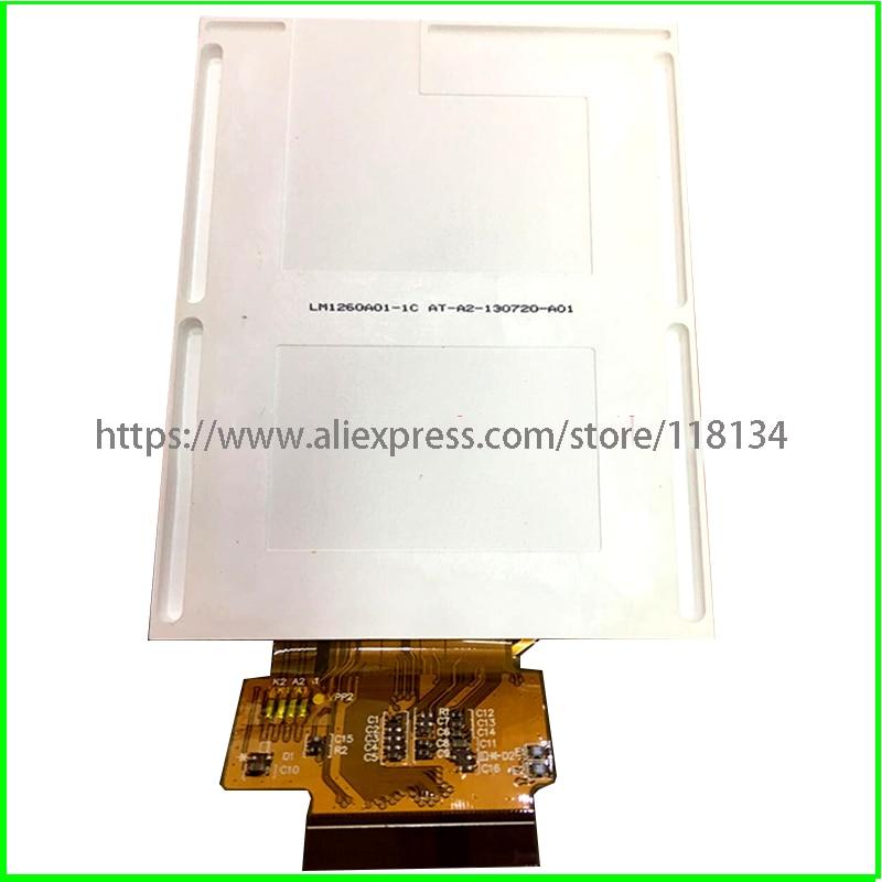 الأصلي 100% LM1260A01-1C شاشة عرض LCD مع محول رقمي يعمل باللمس ل Intermec CK3X CK3E CK3R