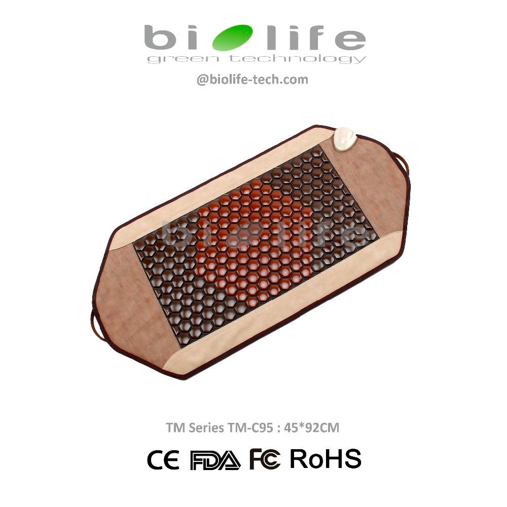 Korea Tourmaline Stone Health Infrared thermal Therapy Bio Ceramic Germanium Mattress