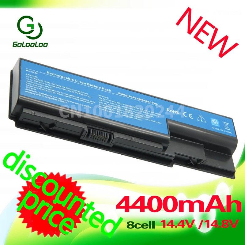 Golooloo 14,8 V Батарея для acer Aspire 5920G 5520G 5315 AS07B31 AS07B32 AS07B42 AS07B41 AS07B51 AS07B52 AS07B61 AS07B71 AS07B72