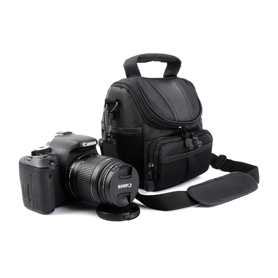 DSLR Camera Bag Case For Canon 750D 1100D 1200D 700D 600D 550D 100D 60D 70D 7D T3i T4i T5 T5i SX510 SX520 SX60 SX50 1100D 1000D
