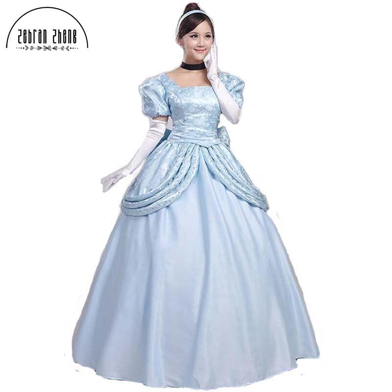 ترف سندر الأميرة زي للمرأة الكبار تأثيري أزياء لحفلة الهالوين