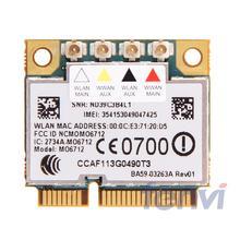Opzione GTM671W MO6712 Mini PCI-E 3G Wireless Wifi Wlan Scheda WWAN HSDPA BORDO WCDMA UMTS GSM Modulo GPS