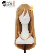 HSIU NEW High quality Anime game Love Live! Sunshine!! Hanamaru Kunikida Cosplay Wig Costume Play Wi