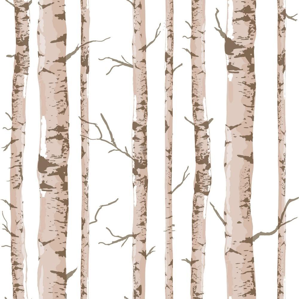 ZXqz 144 Damasco de árbol, papel de aluminio Dorado europeo dormitorio Sala TV Ajuste de fondo pvc papel de pared rollo 10M Diy decorar