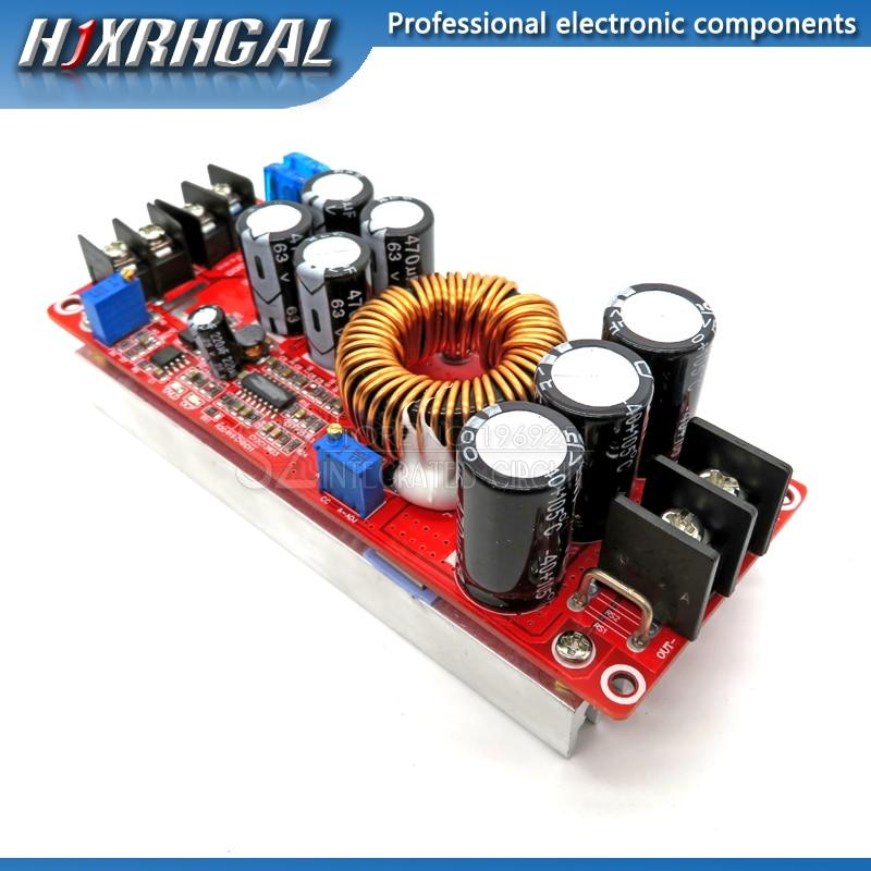 وحدة إمداد طاقة السيارة ، 1200 واط 20 أمبير تيار مستمر ، 8-60 فولت إلى 12-83 فولت