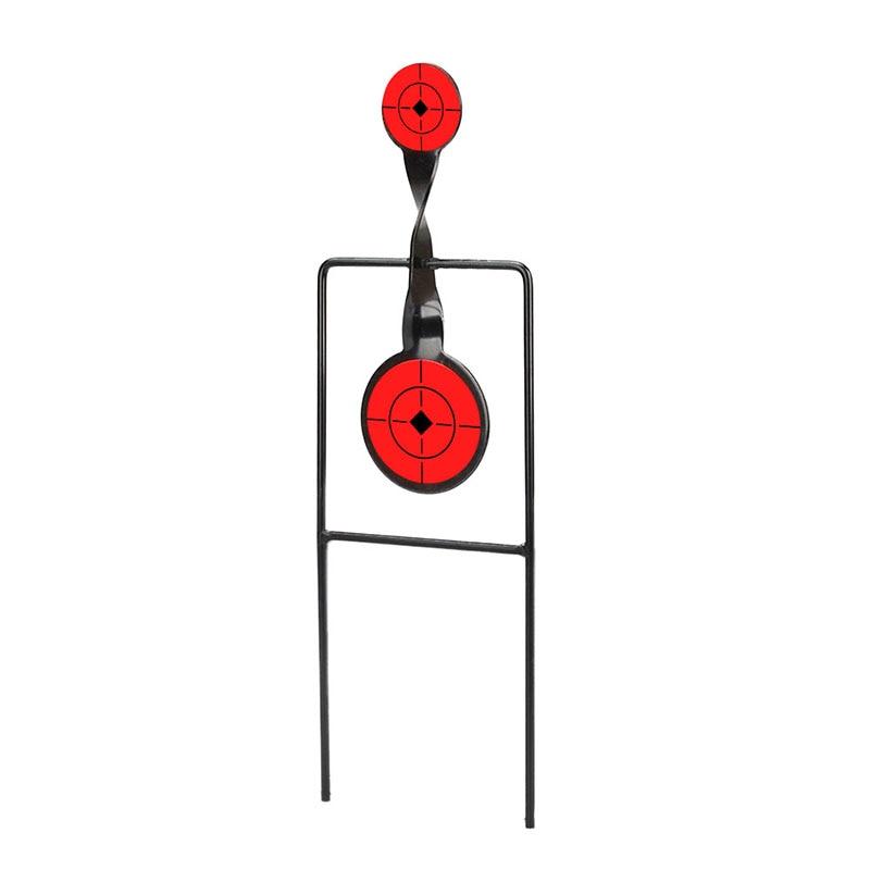 Мишени для стрельбы из глаз быка 15х2х46 см, железные мишени для занятий спортом на открытом воздухе, gs36-0013