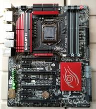Para Gigabyte GA-Z97X-Gaming GT Original usado placa base Z97X-Gaming GT Z97 zócalo LGA 1150 DDR3 USB3.0 SATA3.0