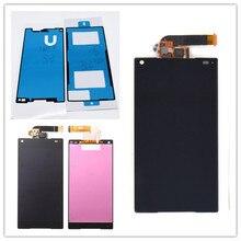 4.6 pouces écran LCD avec numériseur décran tactile pour Sony Z5 Mini Z5 Compact E5823 E5803 livraison gratuite