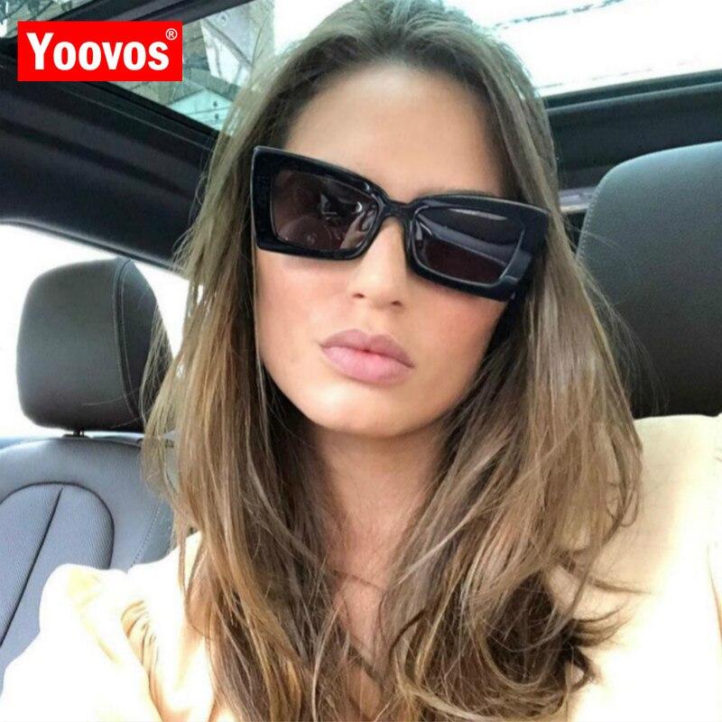 ¡Novedad del 2019! gafas De Sol clásicas para mujer De Yoovos, gafas Retro estilo Street Beat para conducir al aire libre, gafas De Sol femeninas UV400