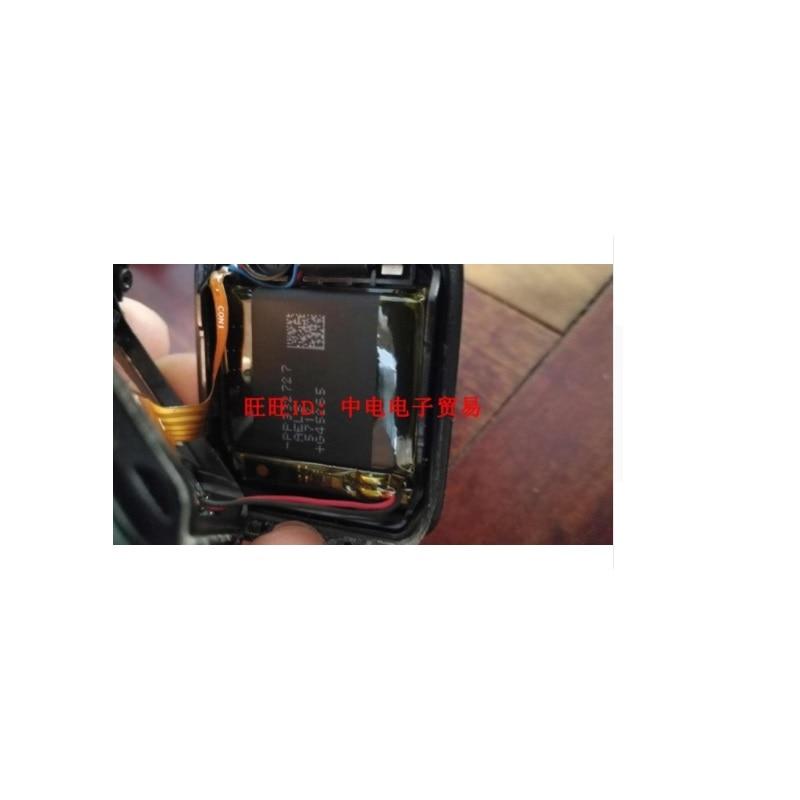 Bateria de 3.7 v para tomtom faísca cardio ii gps freqüência cardíaca relógio lipo polímero lítio recarregável acumulador substituição + rastreável