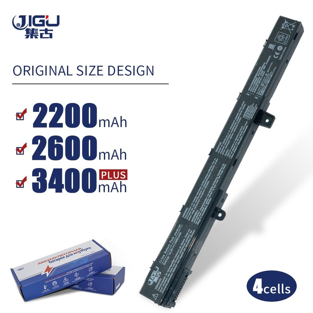 Аккумулятор для ноутбука JIGU 0B110-00250100 A41N1308 A31N1319 для ASUS X451 X551 X451C X451CA X551C X551CA