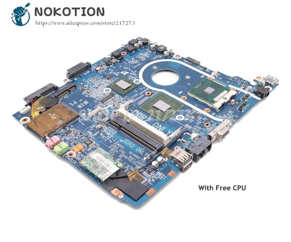 NOKOTION لسامسونج NP-R20 R25 R20 اللوحة المحمول X2300 الرسومات DDR2 BA92-04641A BA92-04641B BA41-00810A BA41-00809A