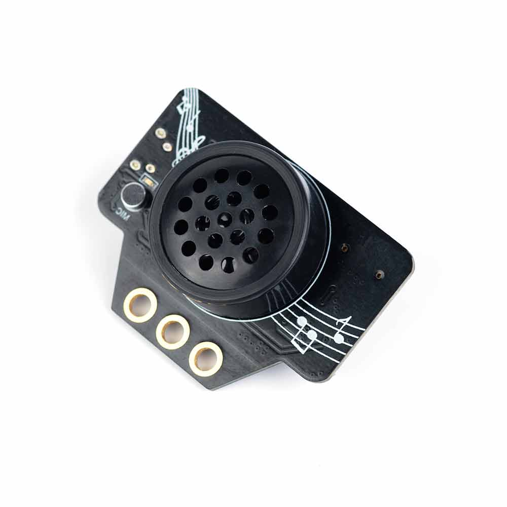 Módulos de salida acústica electrónica Makeblock Me Audio Player Me RGB LED Me TFT LCD pantalla Me Pantalla de 7 segmentos