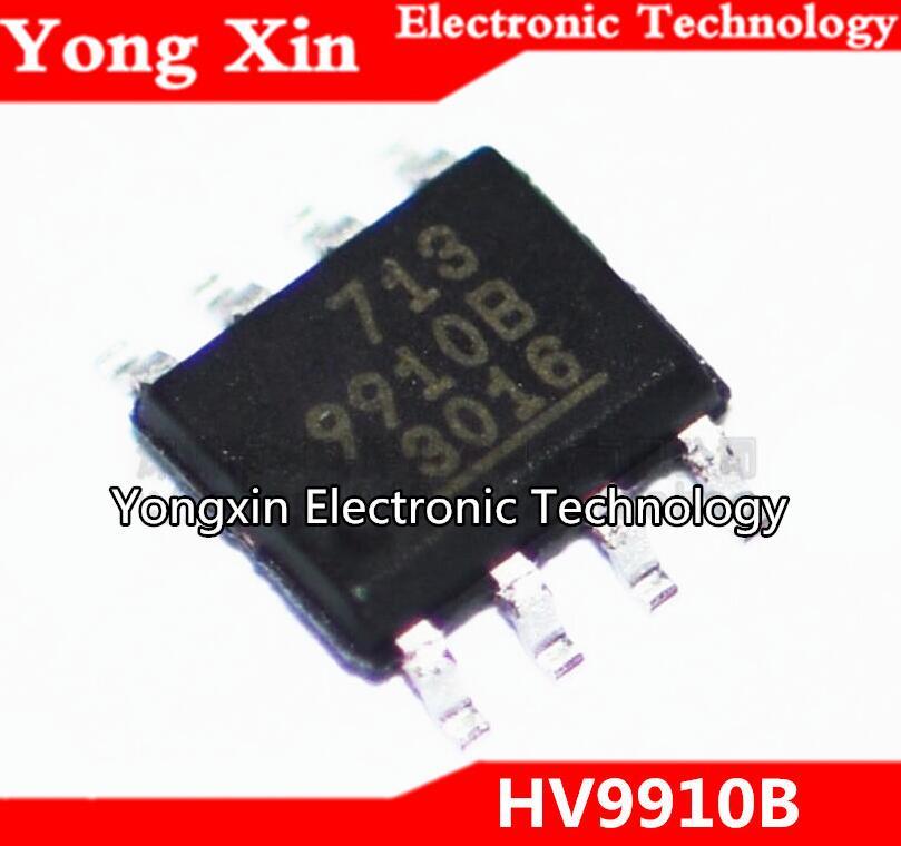 10 piezas HV9910B SOP8 HV9910 SOP 9910B SMD