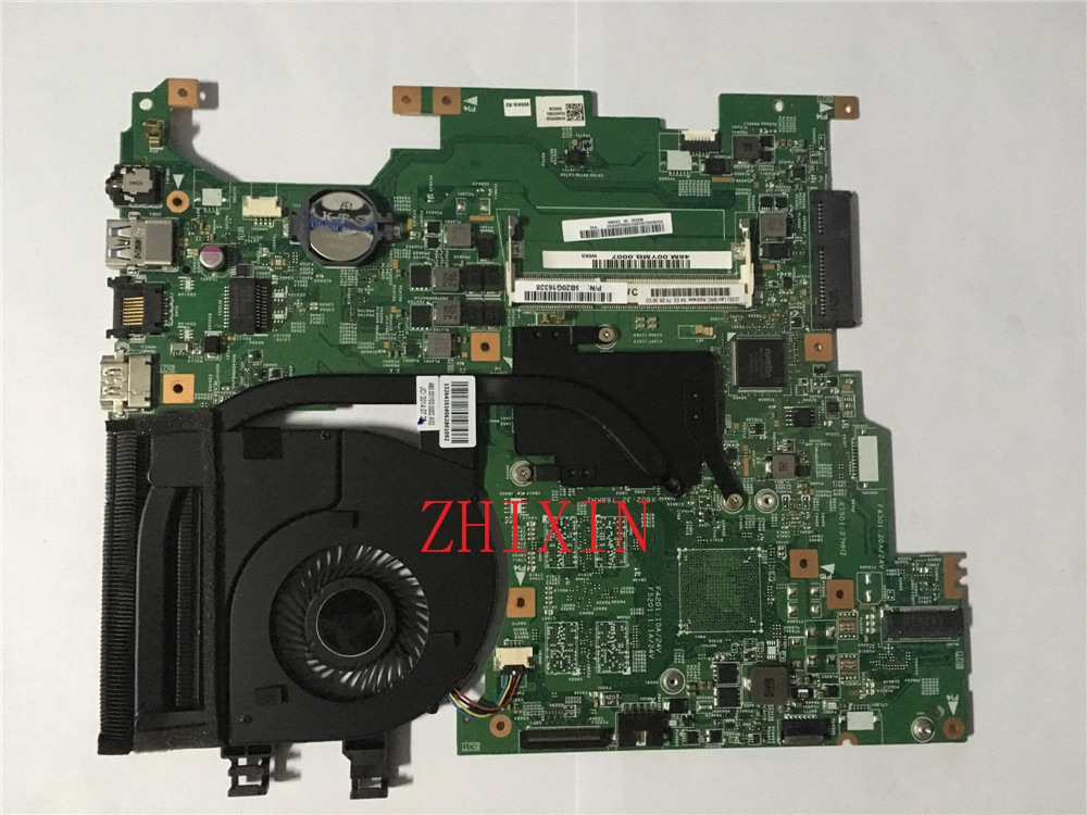 Yourui ل LF145M MB 13287-1 448.00Y02.0011 لينوفو فليكس 2-14D اللوحة المحمول المتكاملة A6-6310 CPU DDR3 اللوحة