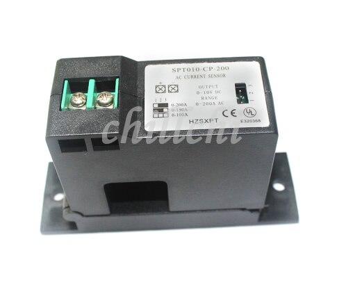 Salida de voltaje CC SPT sensor de corriente transmisor de corriente SPT420-CP-050