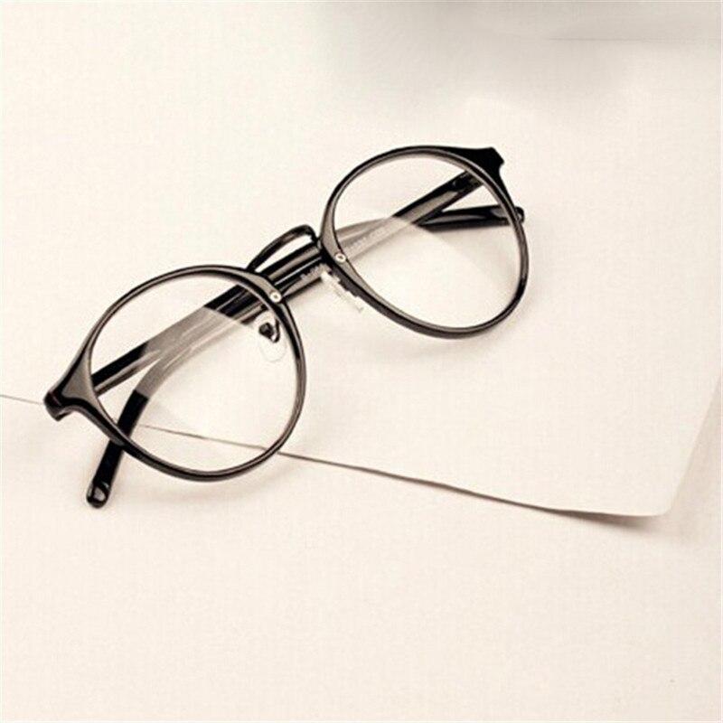 Moda 2018, gafas Retro para hombre y mujer, gafas transparentes, gafas Unisex, gafas D1