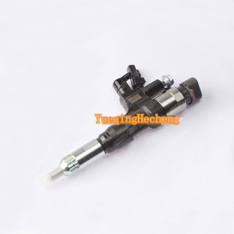 Inyector de combustible Assy 095000-6593 para SK300-8 SK330-8 SK350-8 para JO8E envío gratis