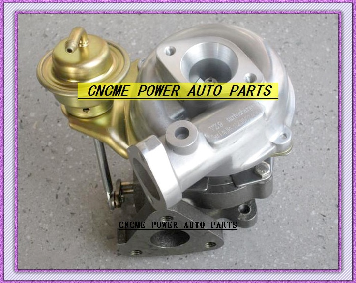 TURBO RHB31 VZ9 880510177B 13900-80710 Turbocharger Para SUZUKI Jimny 500-660cc Motocicleta QUAD RINOCERONTE buggy modificar 70-120HP