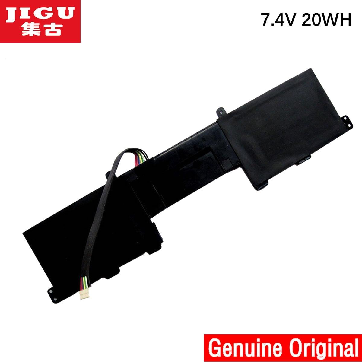JIGU 7.4V 20WH الأصلي بطارية كمبيوتر محمول 0FRVYX TM9HP FRVYX لديل خط العرض 13 7350