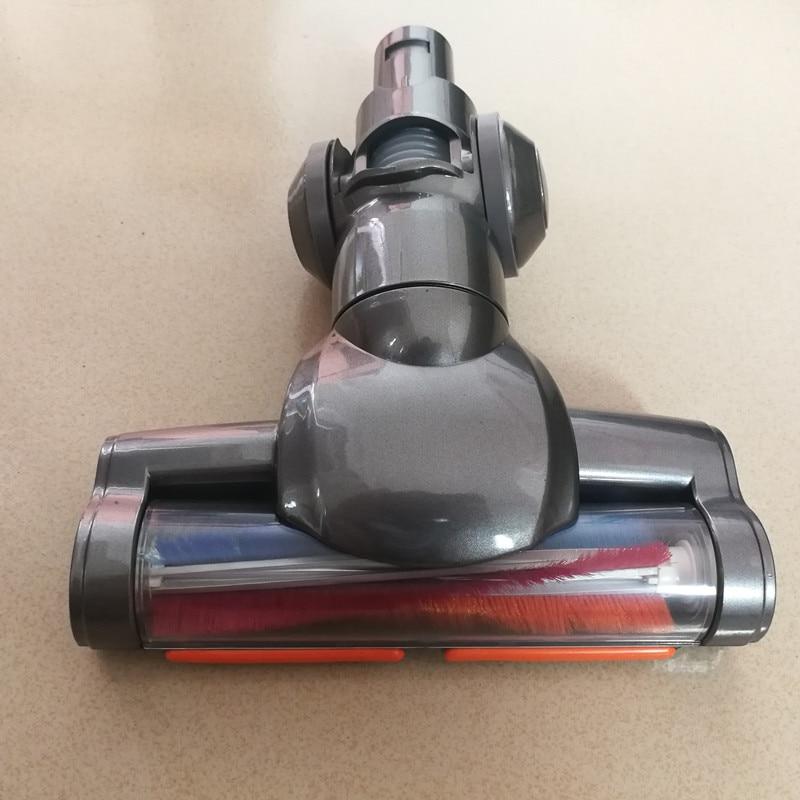Электрическая моторизованная головка щетки для пола Dyson V6 DC45 DC58 DC59 DC62 DC61 DC74 детали пылесоса dyson V6 головка щетки для уборки