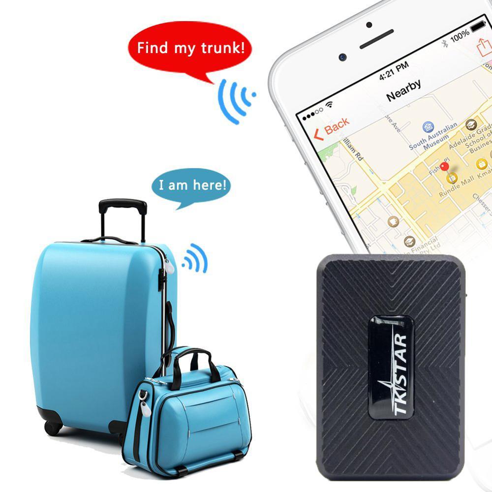 Mini Portable GPS Tracker TK913 Vehicle Magnet 1500mAh Luggage Waterproof