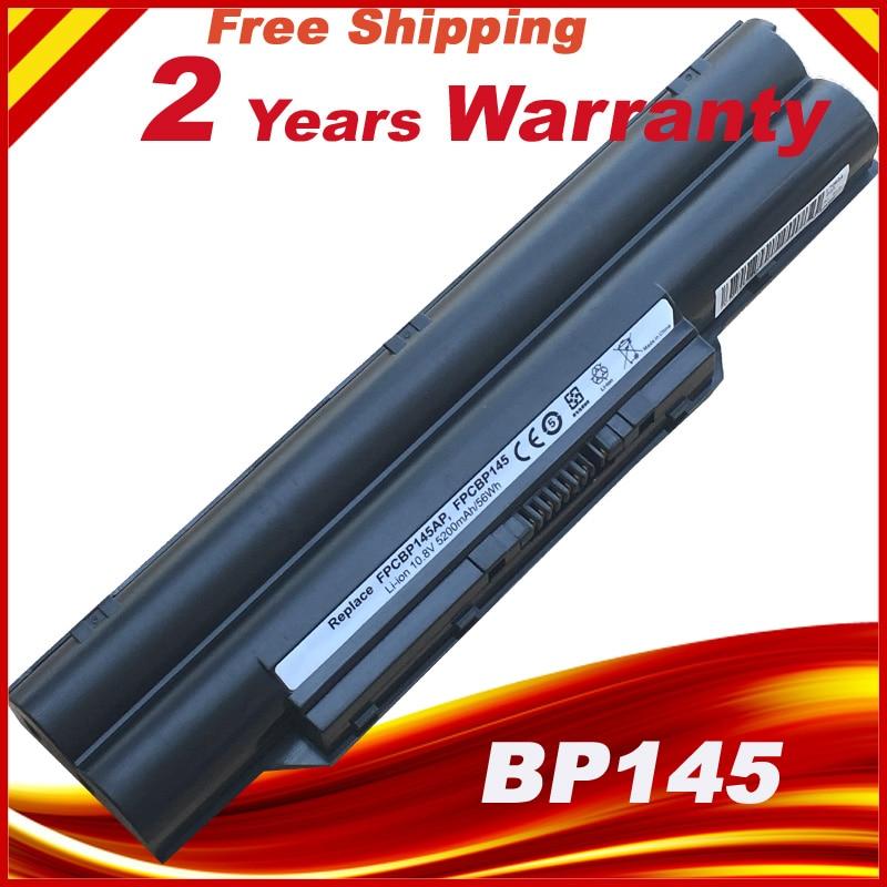Batería del ordenador portátil para Fujitsu LifeBook S7111 E8310 FMV-S8220 FMV-S8225 FMV-S8250 FPCBP145