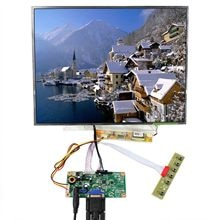 Placa controladora LCD VGA 15 pulgadas ip150x09 N150XB QD15XL06 pantalla LCD 1024x768