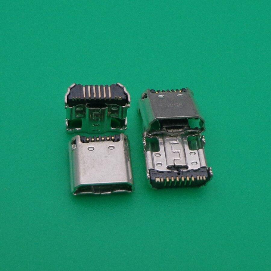 مايكرو USB جاك موصل منفذ المقبس لسامسونج غالاكسي تبويب 3 7.0 T230 P3200 P3210 I9200 I9205 P5200 SM-T210 SM-T211