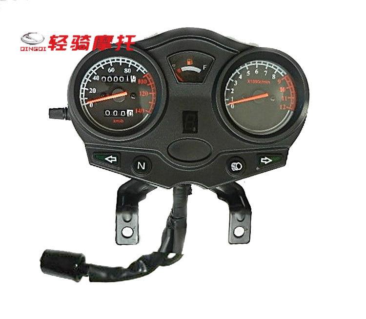 STARPAD para Qingqi, QM125-3, Dixon wins, odómetro de montaje, envío gratis
