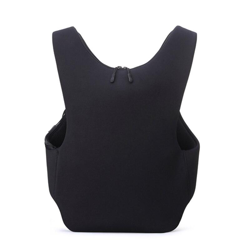 Novo material de mergulho ao ar livre caminhadas ciclismo mochila softback esporte duplo-ombro à prova ddouble água portátil notebook mochila