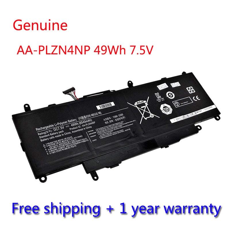 7XINbox 49Wh 7,5 V AA-PLZN4NP batería para Samsung ATIV PRO XE700T1C XQ700T1C XQ700T1C-A52 XE700T1A 1588-3366 serie 6540mAh