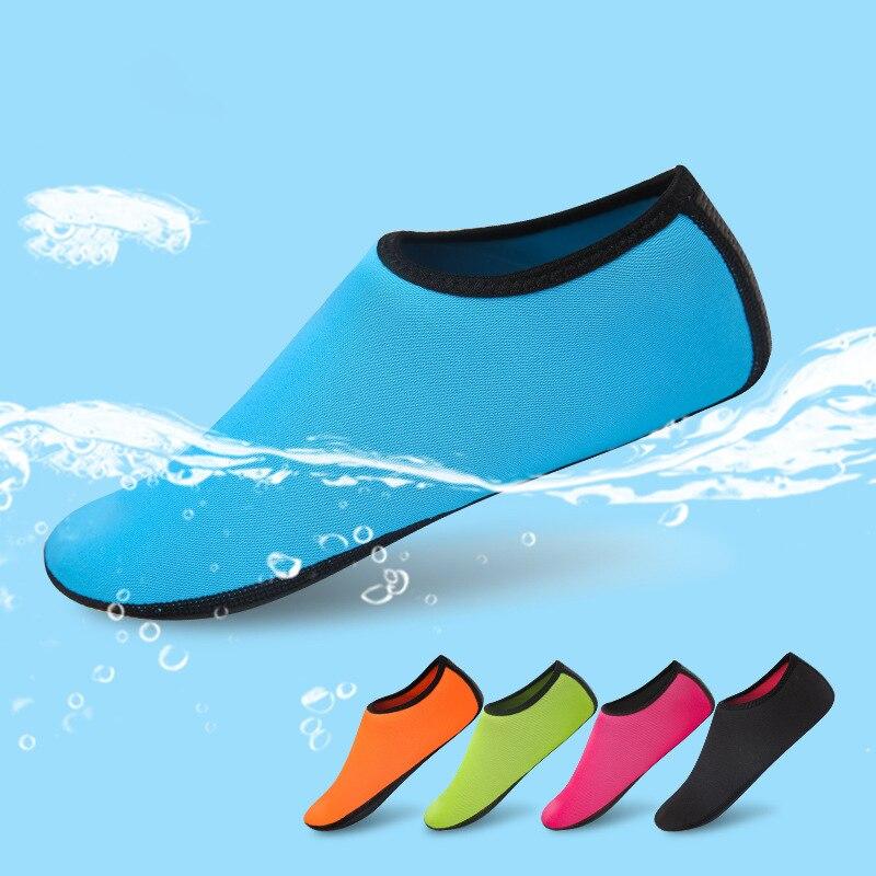 New Diving Socks Beach Swimming Water Sport Socks Anti Slip Shoes Yoga Fitness Dance Swim Surfing Diving Underwater Shoes