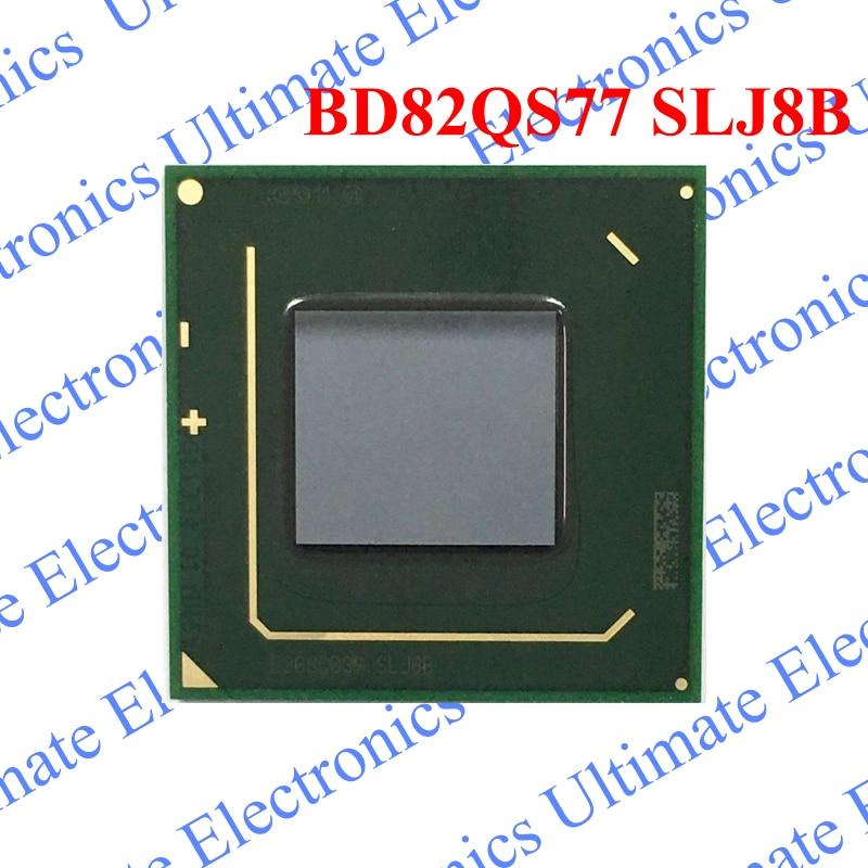 ELECYINGFO используется BD82QS77 SLJ8B BGA чип протестирован 100% работы и хорошего качества