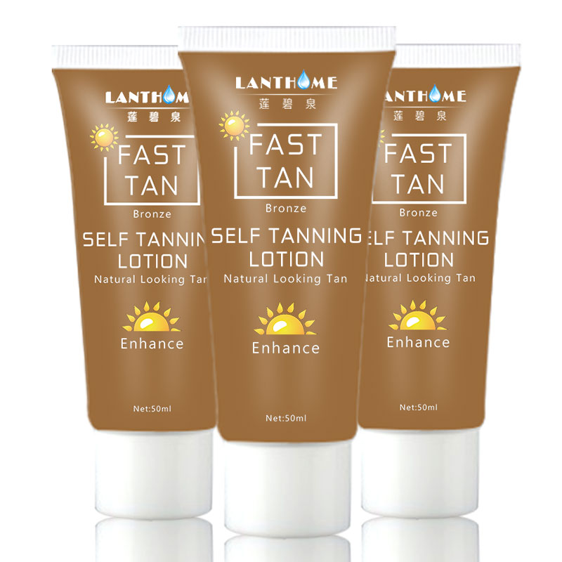 Full body tanning lotion Stay 1Week 2 hour Bronze Self Sun tan Tanning Enhance Lotion Day tanning cream bronzer tanner lotion недорого