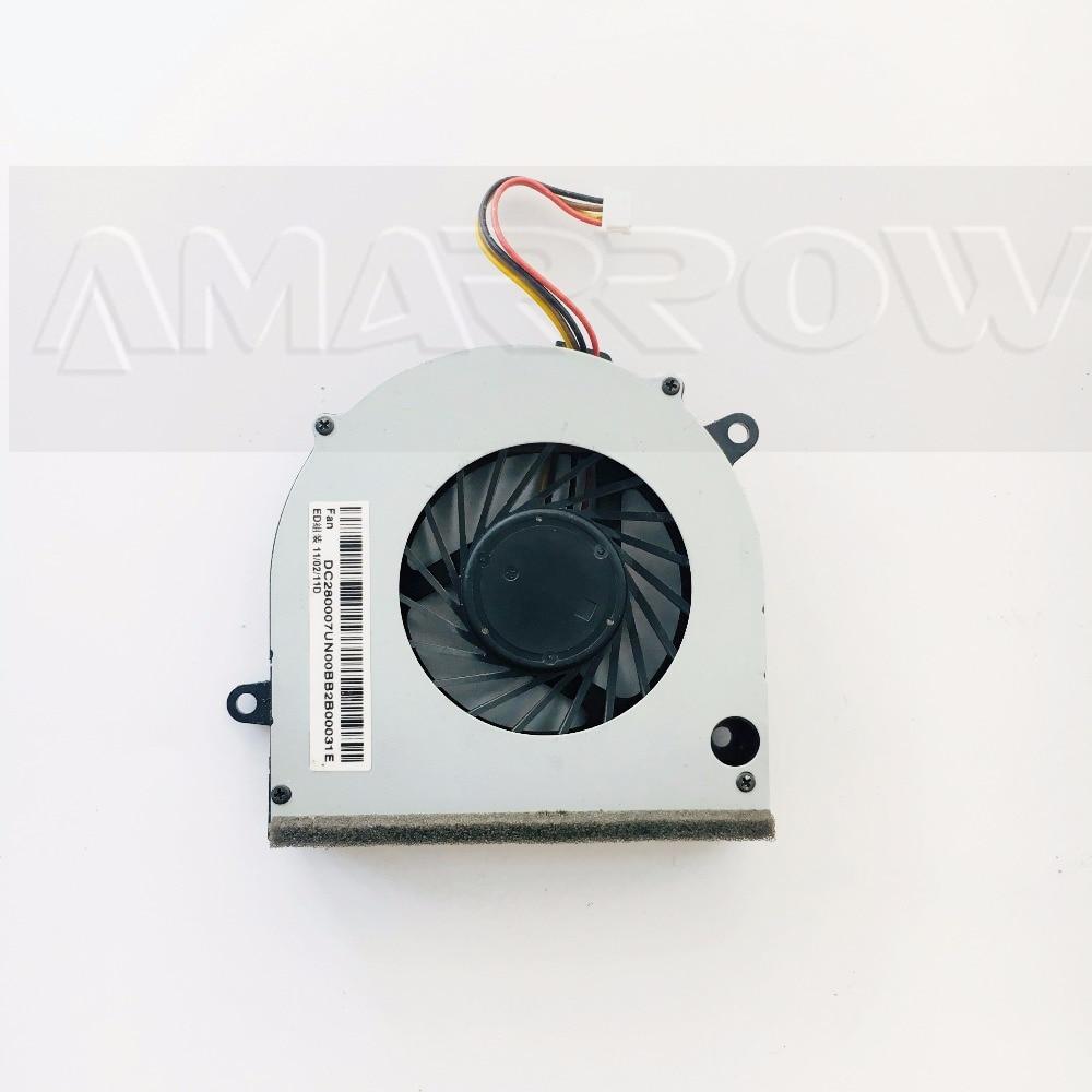 Original laptop CPU cooling fan For LENOVO G460 G460A Z565 Z460A G465 Z465 Z560A Z560 Z460 G560 G565