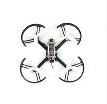 KINGKONG FLYEGG130 PNP Brushless FPV RC Racing Drone Mini Four-alxe Brushless Quadcopter FRSKY AC800 / FASST FM800 Receiver