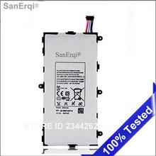 T4000E For Samsung Galaxy T210 Battery Tab Tablet  3 7.0 T211  T215 T210R T217A SM-T210R T2105 P3210 4000mAh