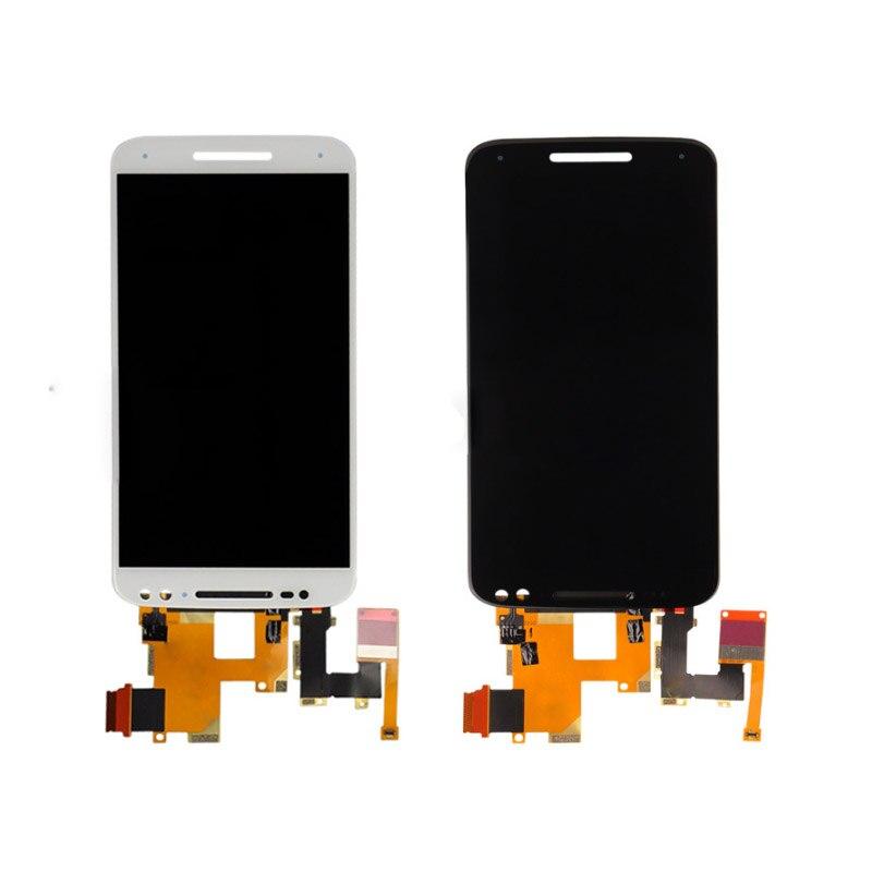 Для MOTO X3 Style X3s XT1570 XT1572 XT1575 ЖК-экран кодирующий преобразователь сенсорного экрана в сборе для Moto X Pure Edition XT1575 LCD