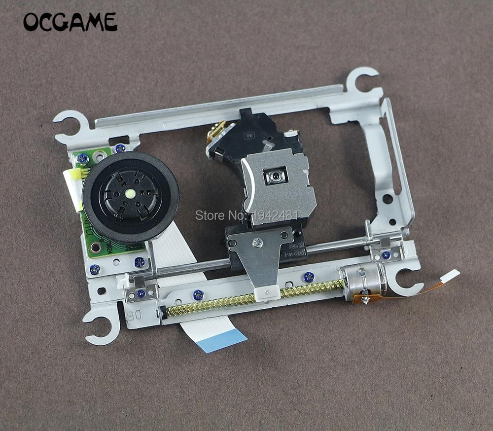 OCGAME Высокое качество 7 Вт 70000 Лазерная линза PVR-802W с механизмом TDP-082W детали лазерных линз для PS2