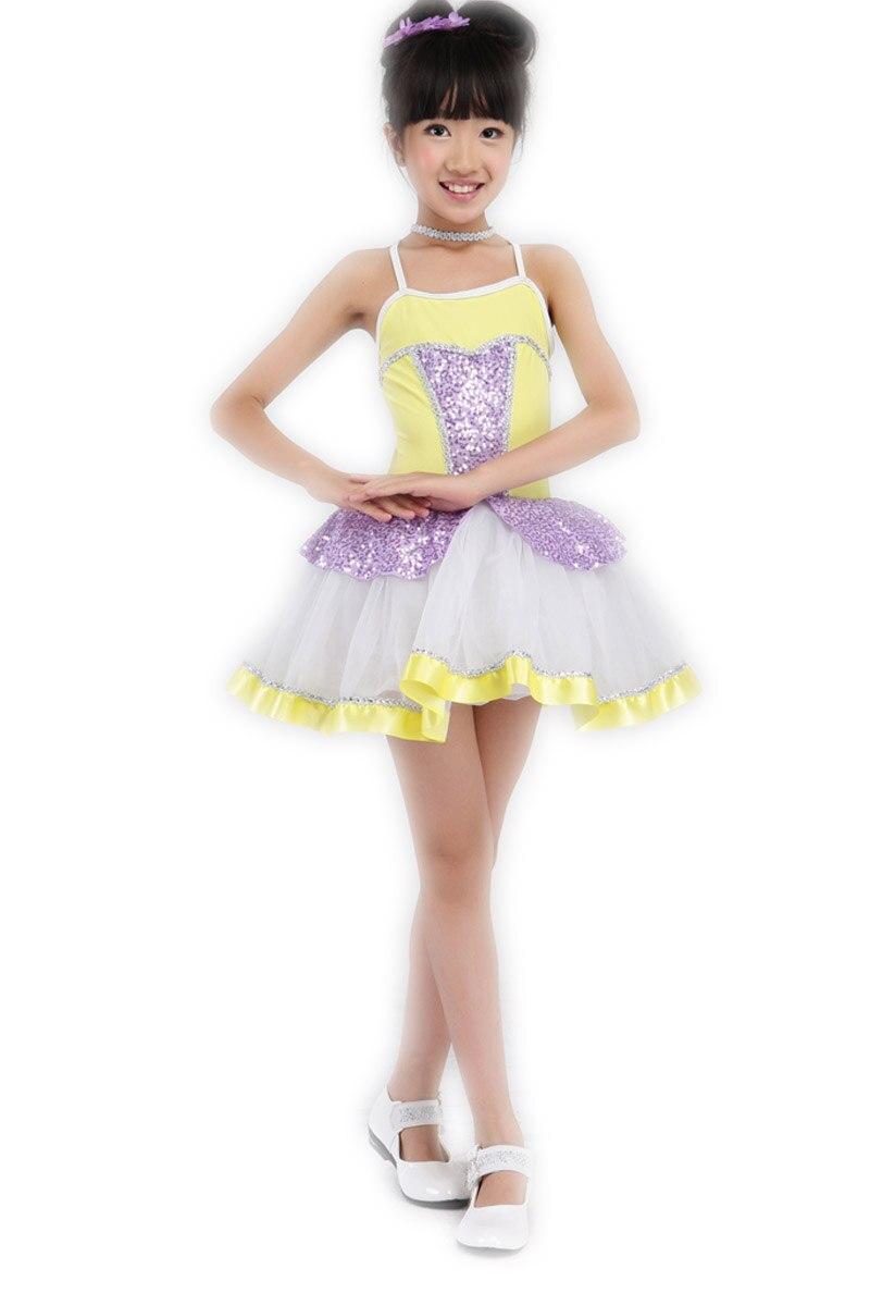 2018 Rushed Justaucorps gimnasia leotardo invierno vestido disfraces mujer Solo noche flor niña Niñas Ropa para baile latino