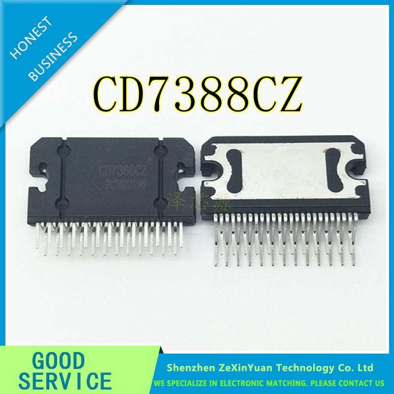 5PCS/LOT CD7388CZ CD7388C CD7388 ZIP-25 NEW