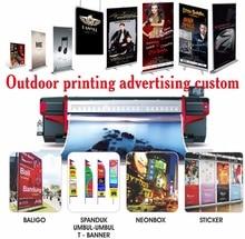 Banderole daffichage dimpression extérieure   Étiquette autocollante, bandérole X, bandérole, Baliho, épaissi, livraison gratuite