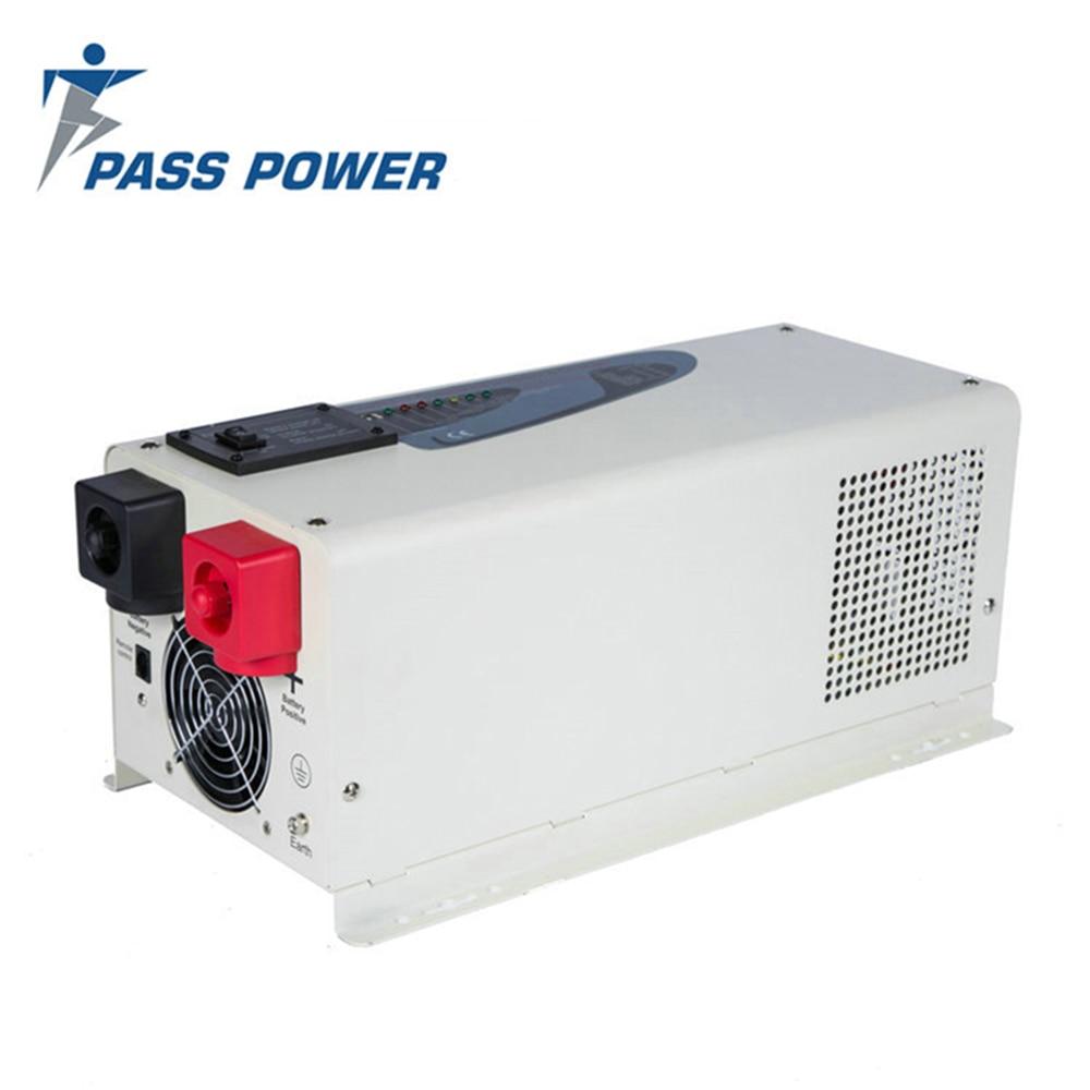 Full Power  Impoerted MOSFET 3000w 12 to 220v  DC To AC Pure Sine Wave Inverter Solar Inverter Power Inverter