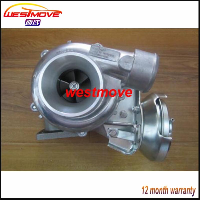 GT1446V turbo 8980115293, 8980115294, 8980115295, 8980115296 turbocompresor para ISUZU D-MAX D MAX Rodeo 3,0 CRD 2007-4JJ1-TC 3.0L